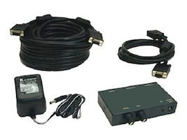 InFocus VGA Extension Bundle, RoHS, SP-VGAEXT50-D-R, 7786325, Video Extenders & Splitters