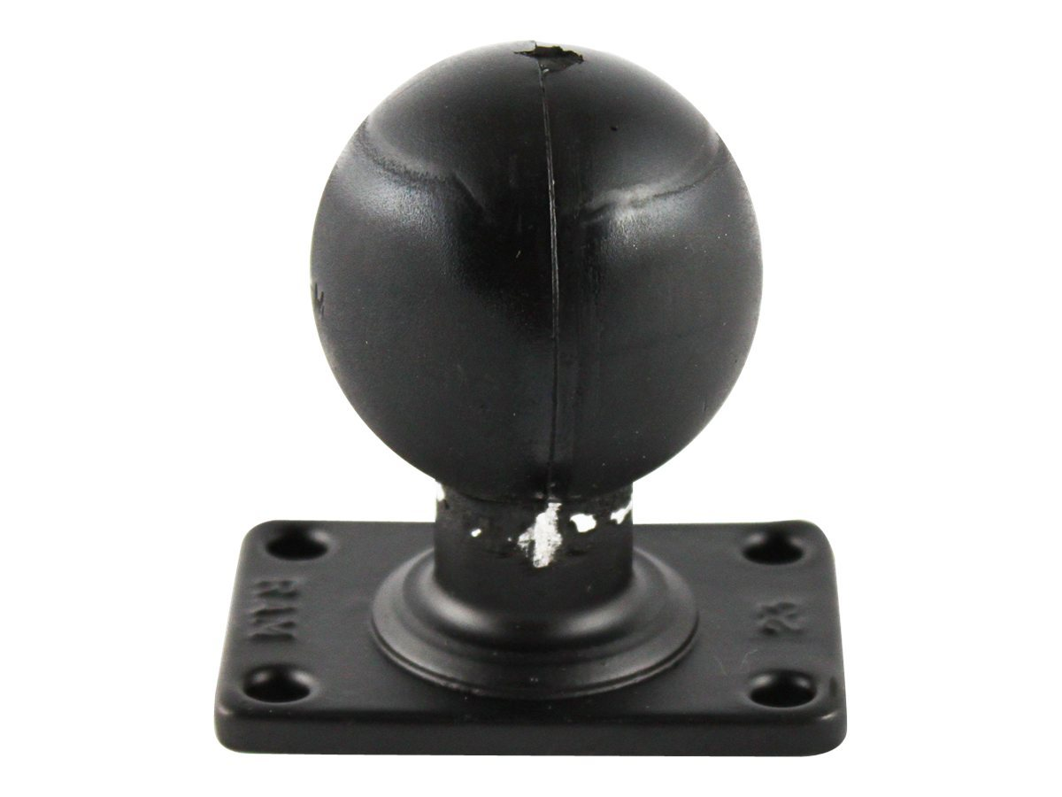 Ram Mounts 2 x 3 Rectangle Base with 2.25 Ball, RAM-D-202U-23