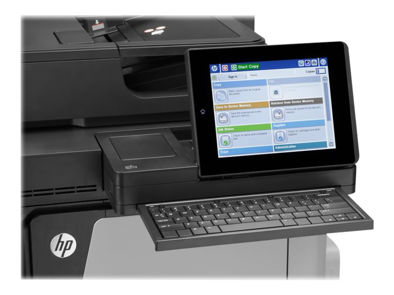 HP HP Color LaserJet Enterprise Flow Multifunction M680z Printer, CZ250A#BGJ
