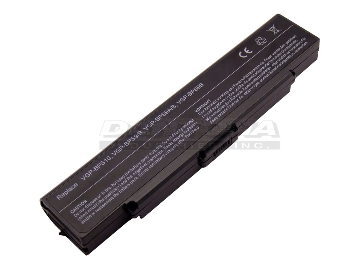 Denaq Replacement Battery for Sony VGP-BPL9