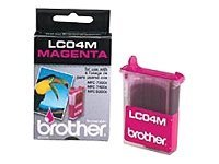 Brother Magenta Ink Cartridge, MFC-7300C, 7400C, 9200C, LC04M, 191150, Ink Cartridges & Ink Refill Kits