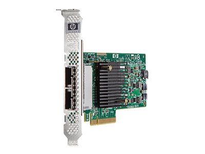 HPE H221 PCIe 3.0 SAS Host Bus Adapter, 729552-B21