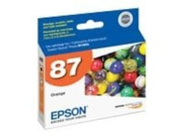 Epson Orange UltraChrome Hi-Gloss 2 Ink Cartridge for Stylus Photo R1900 Printers, T087920, 8318099, Ink Cartridges & Ink Refill Kits