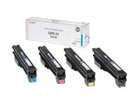 Canon Black GPR-21 Toner Cartridge for imageRUNNER C4080 & C4580 Copiers