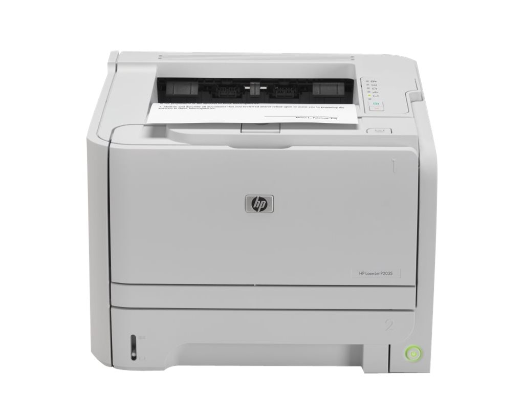 HP LaserJet P2035 Printer, CE461A#ABA