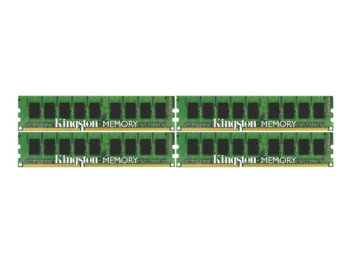 Kingston 32GB PC3-12800 DDR3 SDRAM DIMM Kit for Select Models