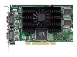 Matrox Millenium G450 Quad PCI Graphics Card, 128MB DDR, G45X4QUAD-BF, 6462775, Graphics/Video Accelerators