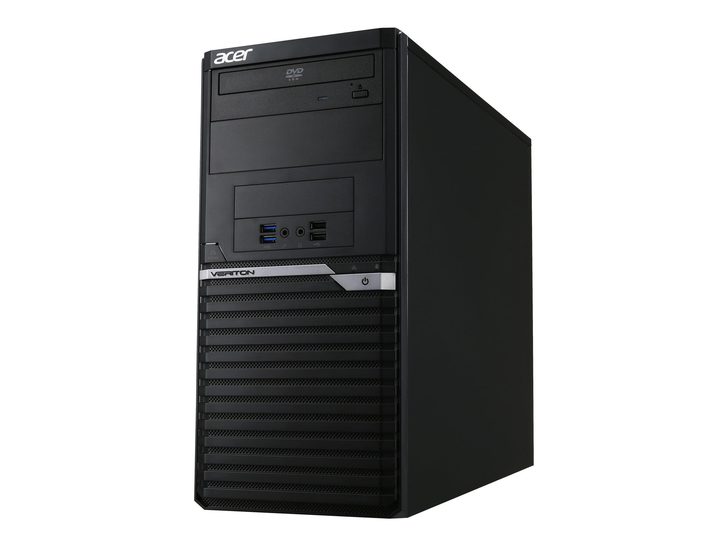 Acer Veriton M6640G-70020 3.2GHz Core i5 8GB RAM 240GB hard drive, UD.P01AA.328, 32465507, Desktops