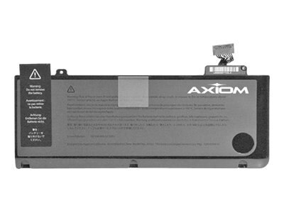 Axiom Li-Ion Notebook Battery for Apple 661-5557, 661-5557-AX