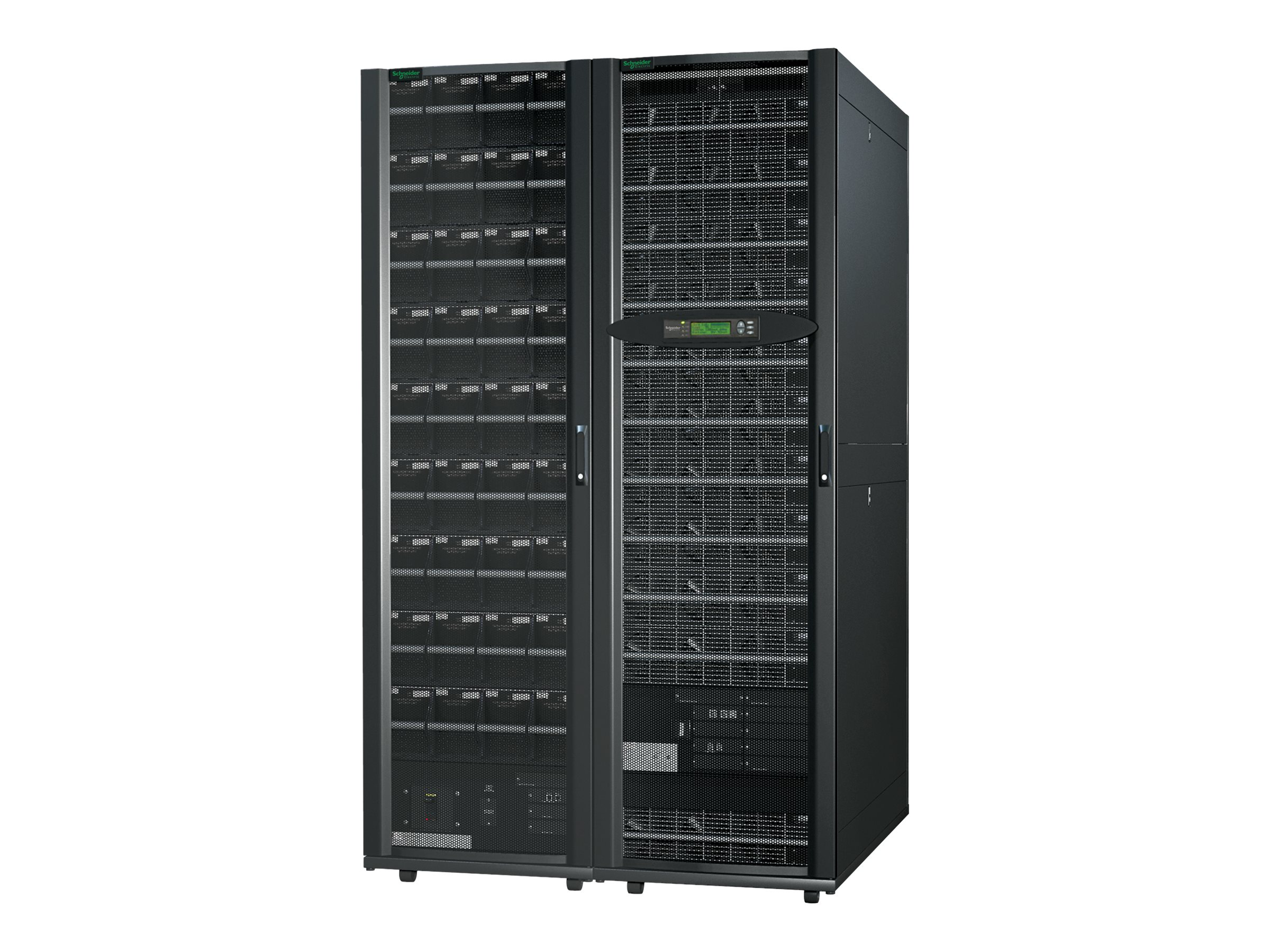 APC Symmetra PX 100kW Scalable to 100kW, 208V with Startup, SY100K100F, 17630826, Battery Backup/UPS