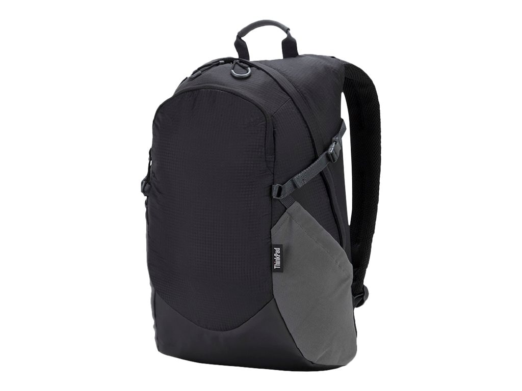 Lenovo ThinkPad Active Backpack, Medium, Black, 4X40L45611
