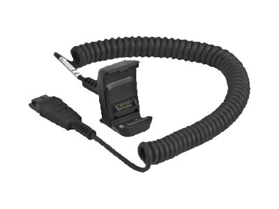 Zebra Symbol TC8X Headset Adapter Cable, CBL-TC8X-AUDQD-01, 31711972, Cables