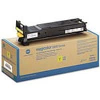 Konica Minolta Yellow High Capacity Toner Cartridge for magicolor 5550 5570, A06V233, 7382806, Toner and Imaging Components