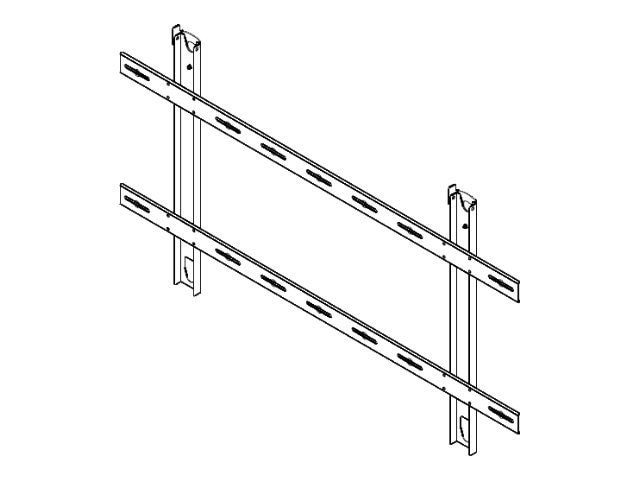 Chief Manufacturing Heavy-Duty Custom Flat Panel Wall Mount for Displays up to 103