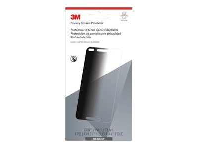 3M Privacy Screen Protector for Google Nexus 6P, MPPGG001