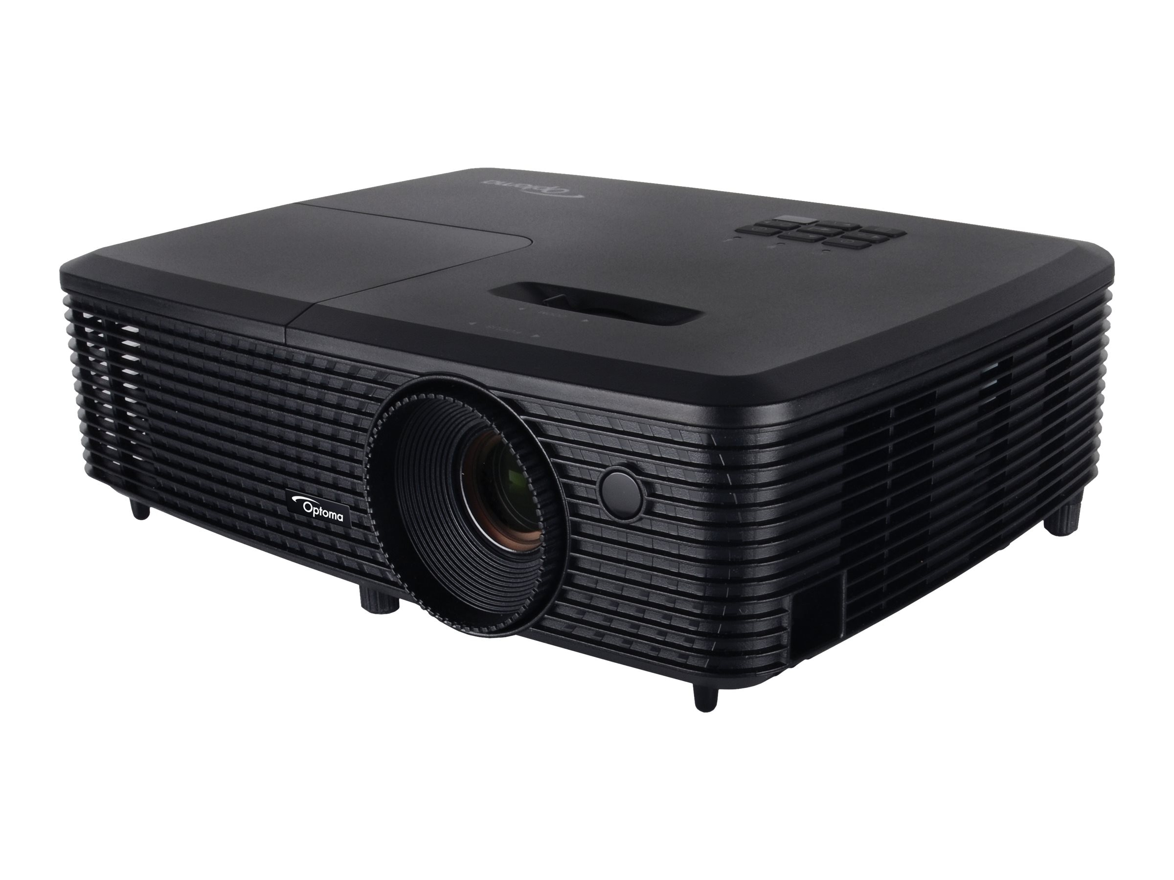 Optoma EH331 1080p DLP Projector, 3300 Lumens, Black