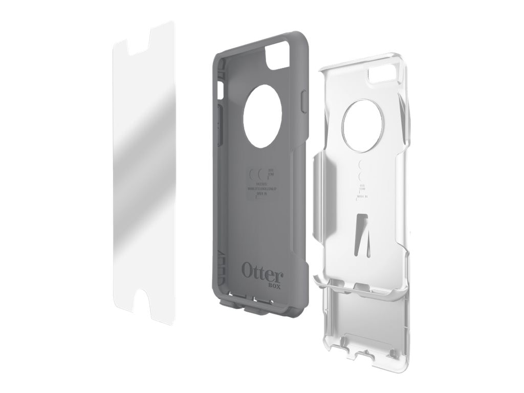 OtterBox Commuter Wallet Series for iPhone 6, Glacier, 77-50223, 17968835, Carrying Cases - Phones/PDAs