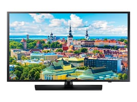 Samsung 43 478 Series Full HD LED-LCD Hospitality TV, Black, HG43ND478SFXZA, 30650231, Televisions - LED-LCD Commercial