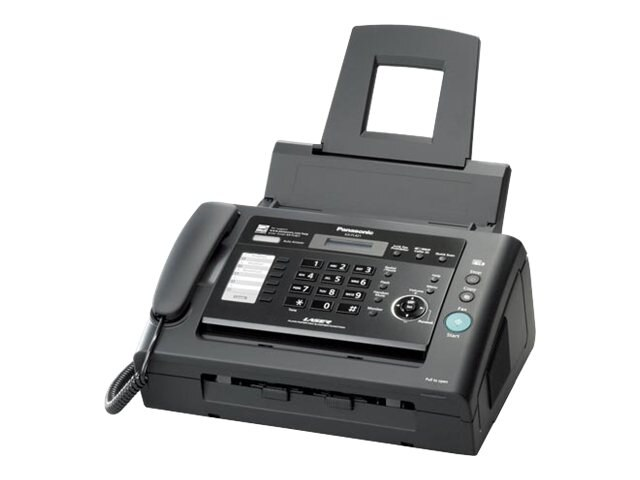 Panasonic KX-FL421 33.6Kbps Laser Fax Machine, KX-FL421, 12289788, Fax Machines
