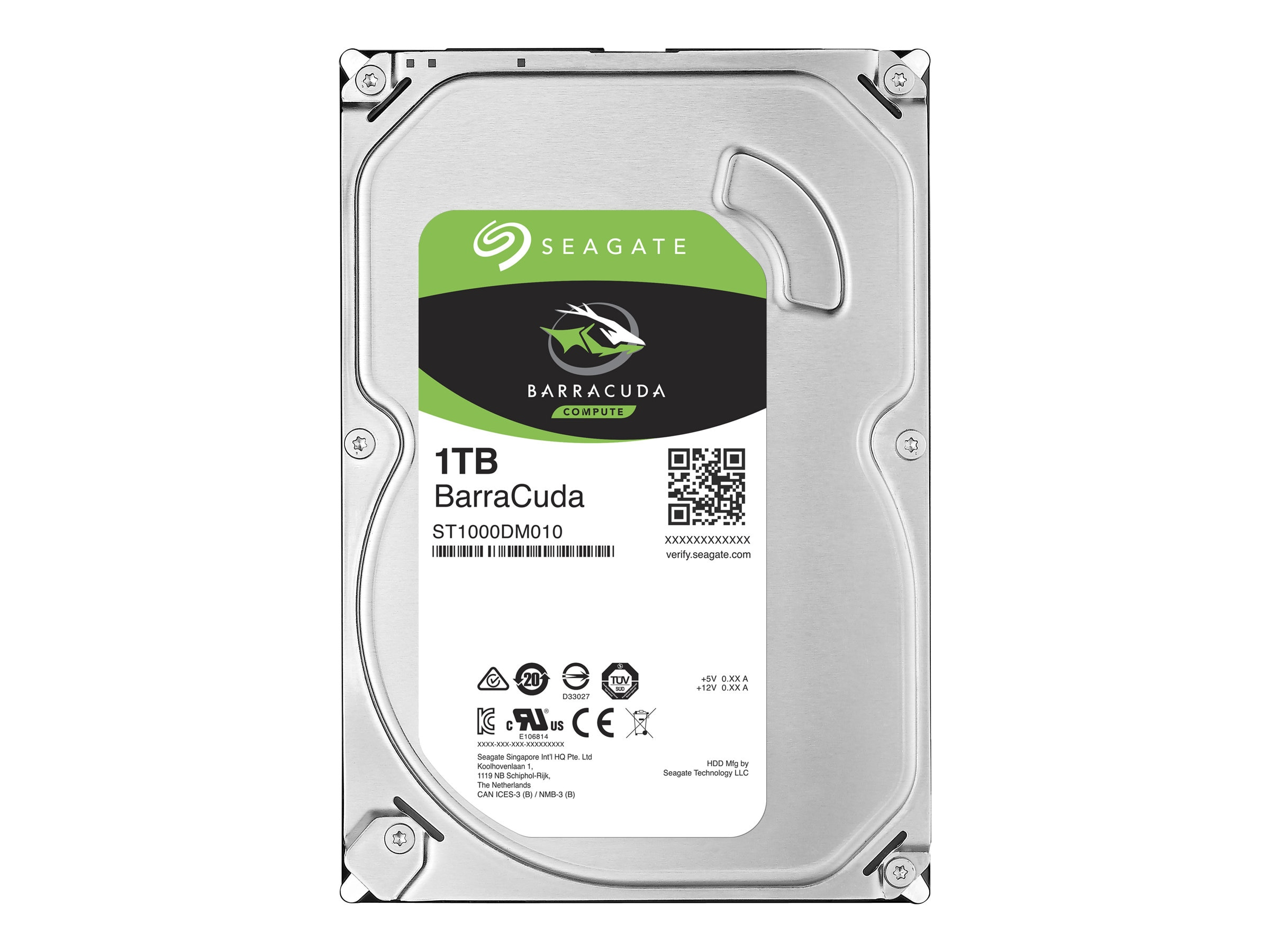 Seagate Technology ST1000DM010 Image 2