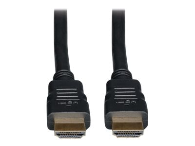 Tripp Lite High Speed HDMI M M In-Wall CL2-Rated Cable with Ethernet, Black, 16ft