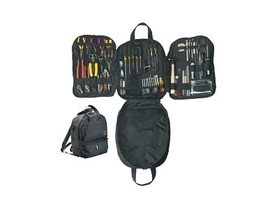 Jensen Tools Backpack Tool Kit, JTK-87B, 6759544, Tools & Hardware