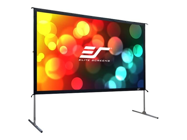 Elite Yard Master2 Projection Screen, WraithVeil, 16:9, 135, OMS135HR2, 18701260, Projector Screens