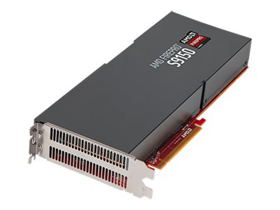 HPE AMD FirePro S9150 PCIe 3.0 x16 Graphics Card, 16GB GDDR5, J0H11A