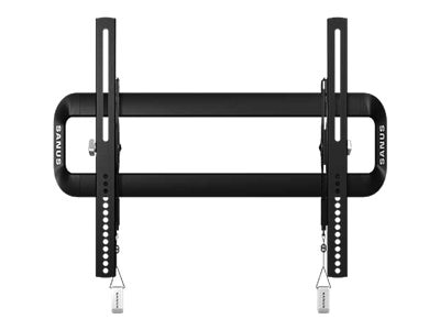 Sanus Premium Series Tilt Mount For 40-50 Flat Panel TVs up to 75 Pounds, Black, VMT5-B1, 31398251, Wall Stations