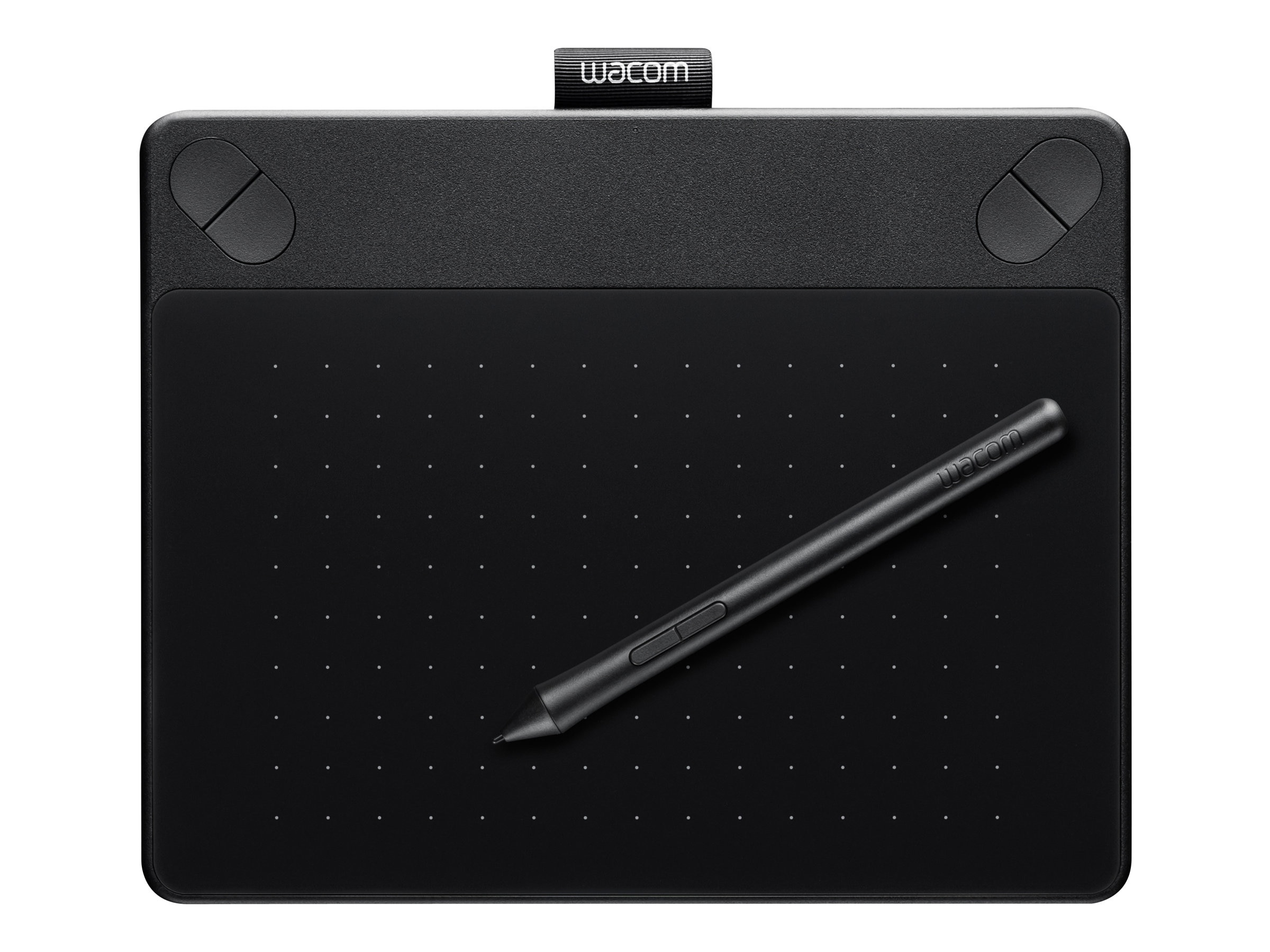 Wacom Intuos Art Pen and Touch Tablet, Small, Black, CTH490AK, 30543920, Graphics Tablets