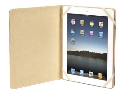 Griffin Passport for iPad 3 & iPad 2, Dark Brown, Tan, GB03770, 13510747, Carrying Cases - Tablets & eReaders