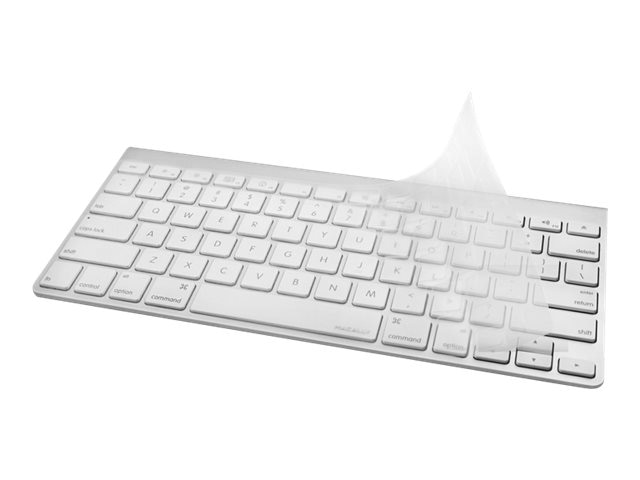 Macally Protective Cover for Macbook Keyboard, Clear
