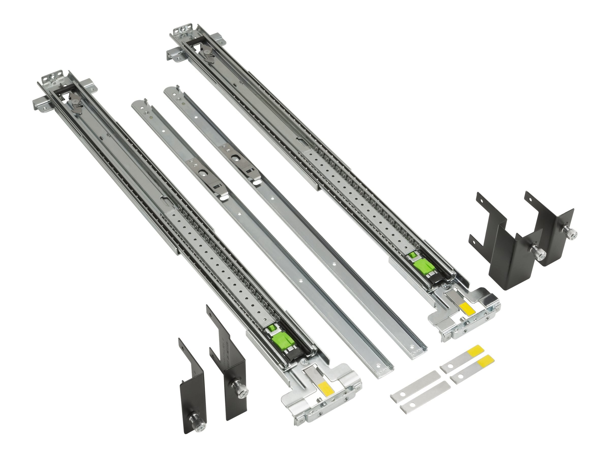 HP Z6 8 Adjustable Rail Rack Kit Flush Mount