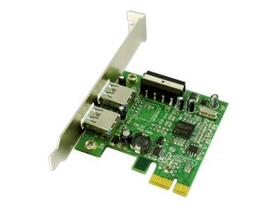 Buslink Media USB 3.0 Hi-Speed PCIe Card 2-Port, U3-PCIE, 10726219, USB & Firewire Hubs