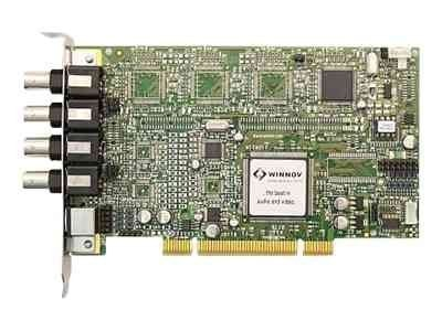 Winnov 1-Channel Videum 4100 Xpress PCIe Card, PCB-4100E AV-W