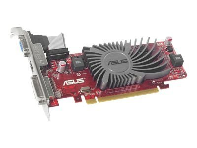 Asus Radeon HD 5450 Silent Low-Profile PCIe 2.1 Graphics Card, 512MB DDR3, EAH5450 SL/DI/512MD3/MG(LP)