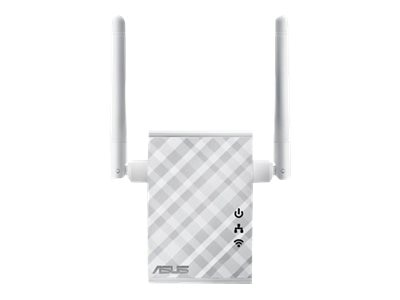 Asus Wireless-N300 2.4GHz Range Extender AP Media Bridge, RP-N12, 28177377, Wireless Access Points & Bridges