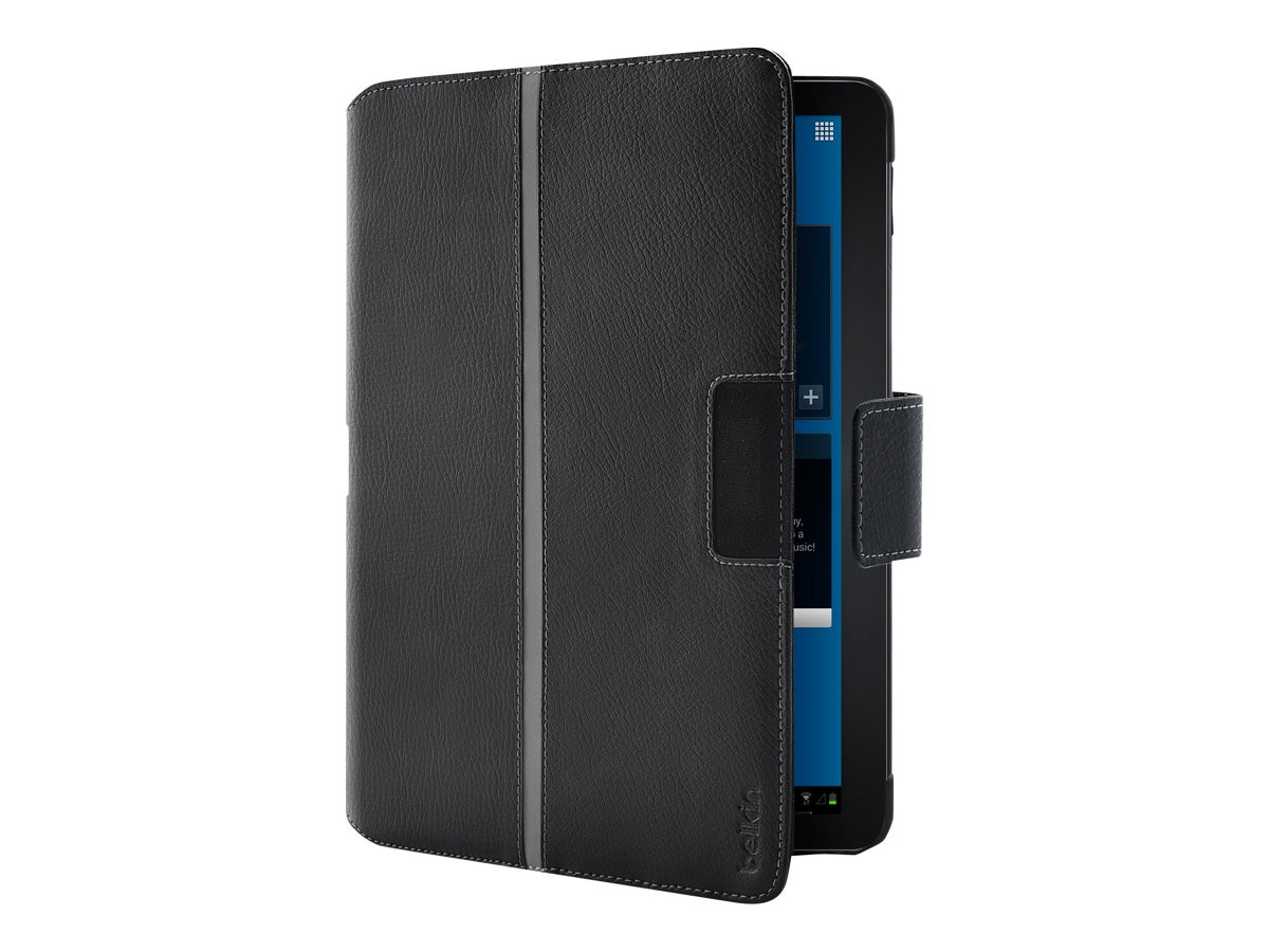 Belkin Executive Leather Folio for Samsung Galaxy Tab 2, B2B069-C00, 15755908, Carrying Cases - Tablets & eReaders