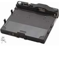 Panasonic Toughbook 30 Vehicle Mount Port Replicator with Dual High-Gain Wireless Connector, CF-WEB301MB, 7467893, Docking Stations & Port Replicators