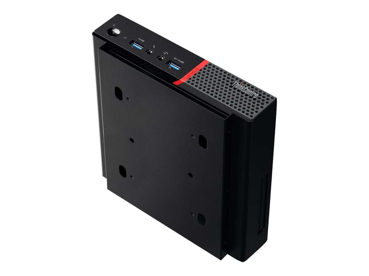 Lenovo TopSeller ThinkCentre M600 Tiny Thin Client Celeron N3000 1.04GHz 4GB 16GB SSD GbE ac BT WES7, 10KH0008US