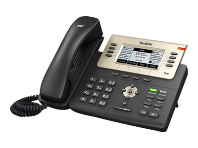Yealink Enterprise HD VoIP Phone, SIP-T27P