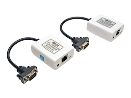 Tripp Lite VGA with Audio over Cat5 Extender Kit, Transmitter and Receiver with EDID Copy, B130-101A-SR, 20594248, Video Extenders & Splitters