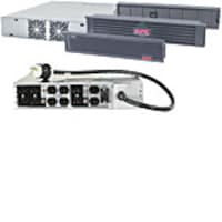 APC Step-Down Transformer 2U Rackmount 208V Input, 120V 24A Output, (12) 5-20R Outlets, AP9626, 7498104, Power Converters