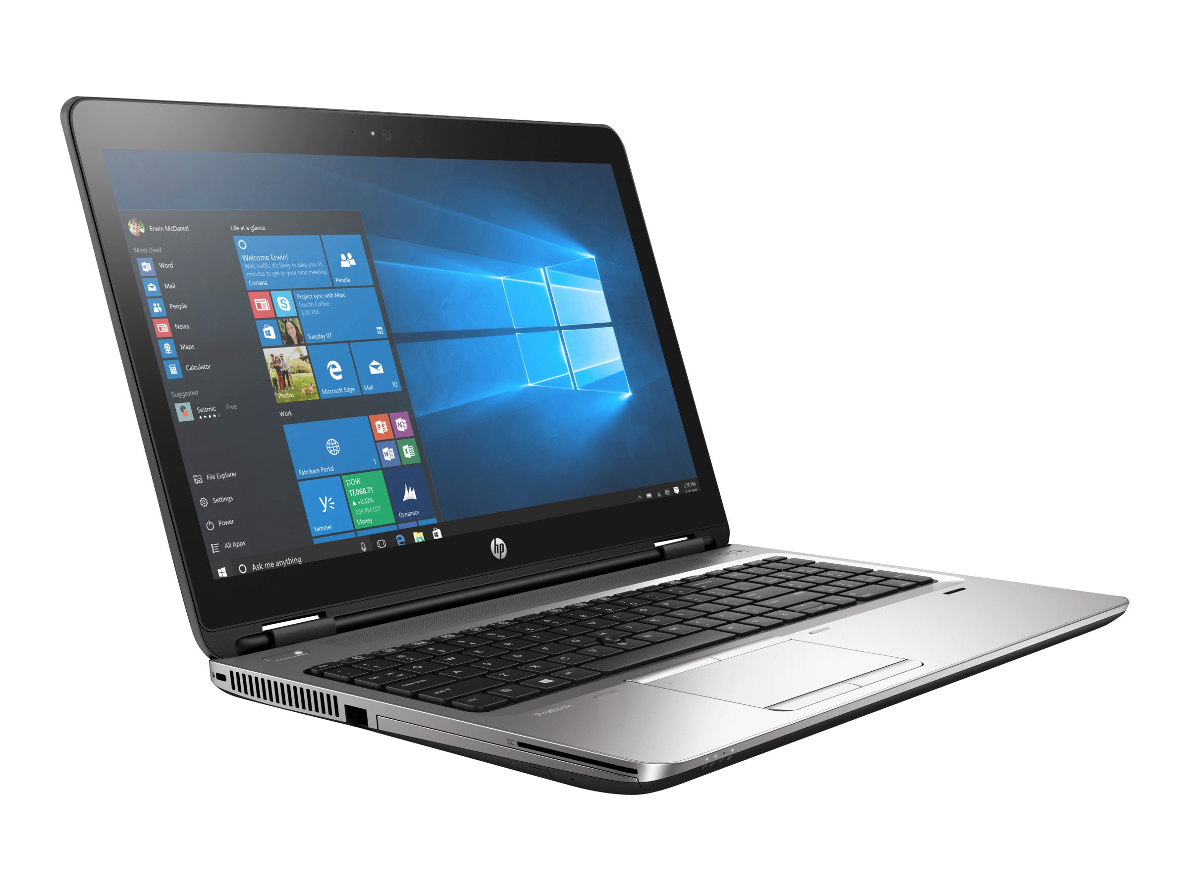 HP ProBook 655 G2 1.6GHz A8 Pro 15.6in display, V1P85UA#ABA