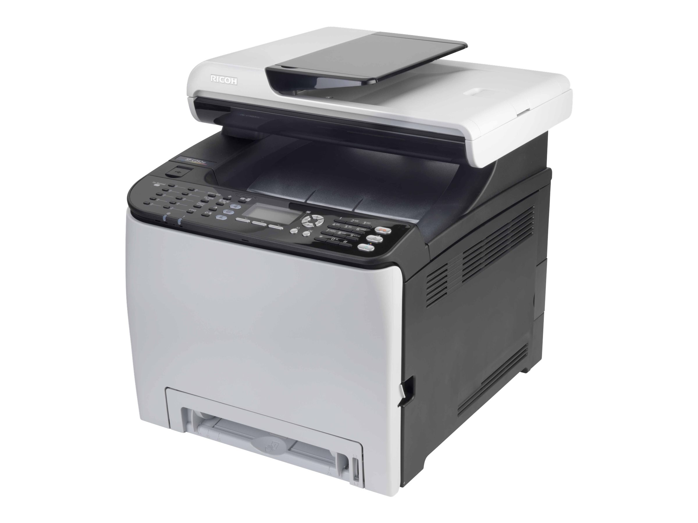 Ricoh SP-C250SF Color Laser Multifunction Printer