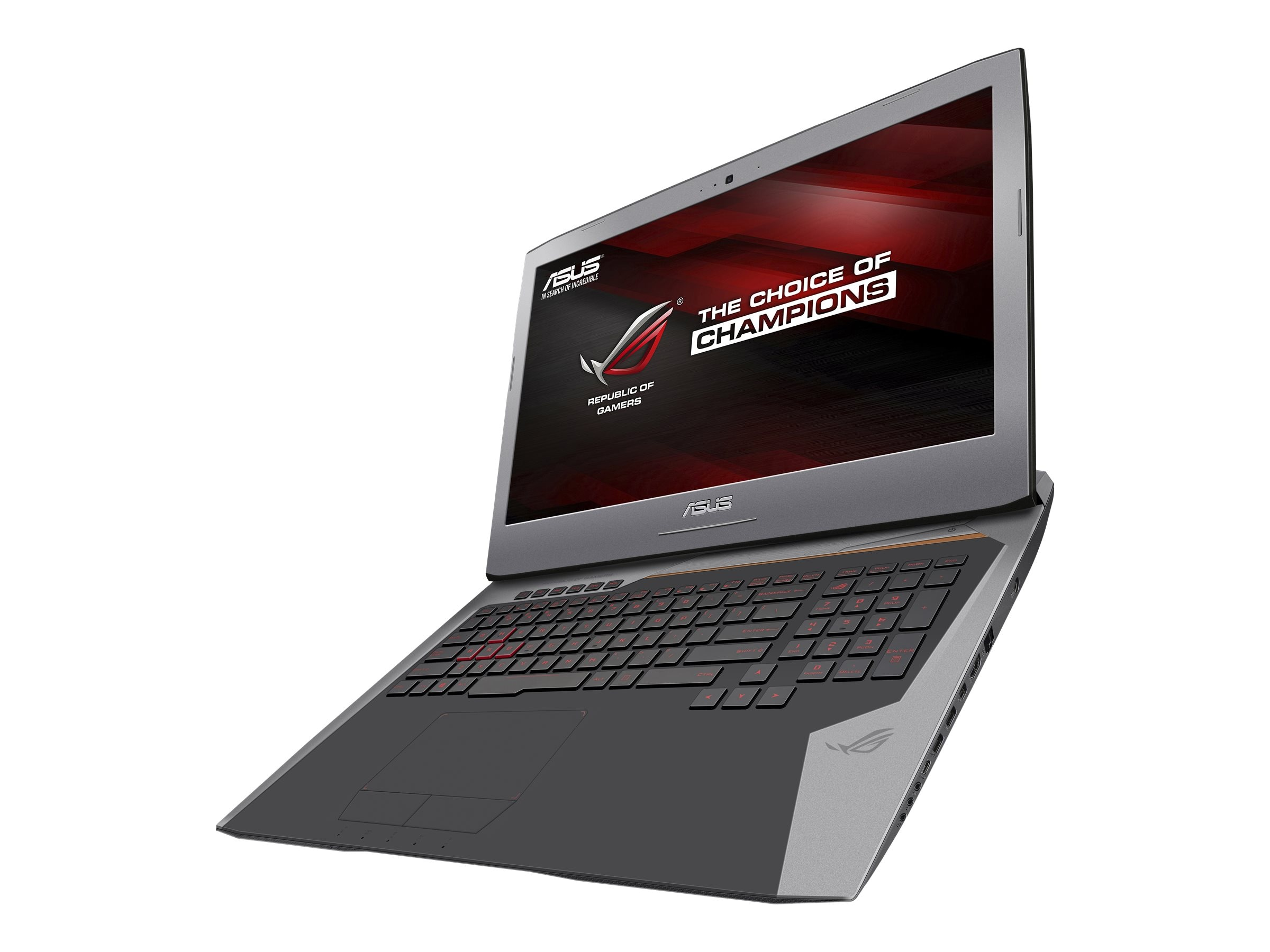 Asus G752VT-DH74 17.3 Notebook PC, G752VT-DH74