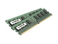 Crucial 2GB PC2-6400 240-pin DDR2 SDRAM DIMM Kit for S3210SHLC