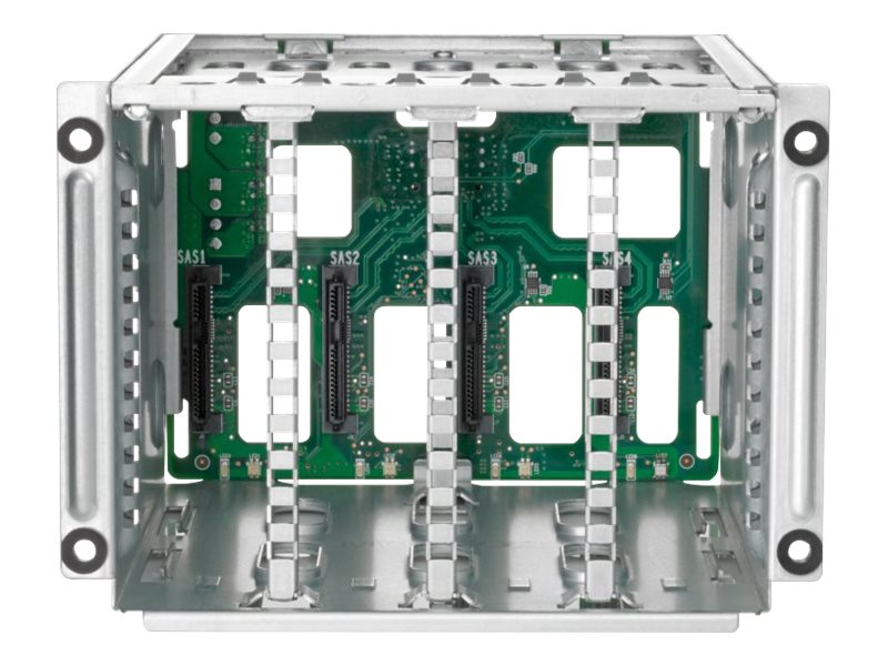HPE ProLiant DL580 Gen8 5 Small Form Factor Drive Backplane Cage Kit, 739405-B21, 16883590, Drive Mounting Hardware