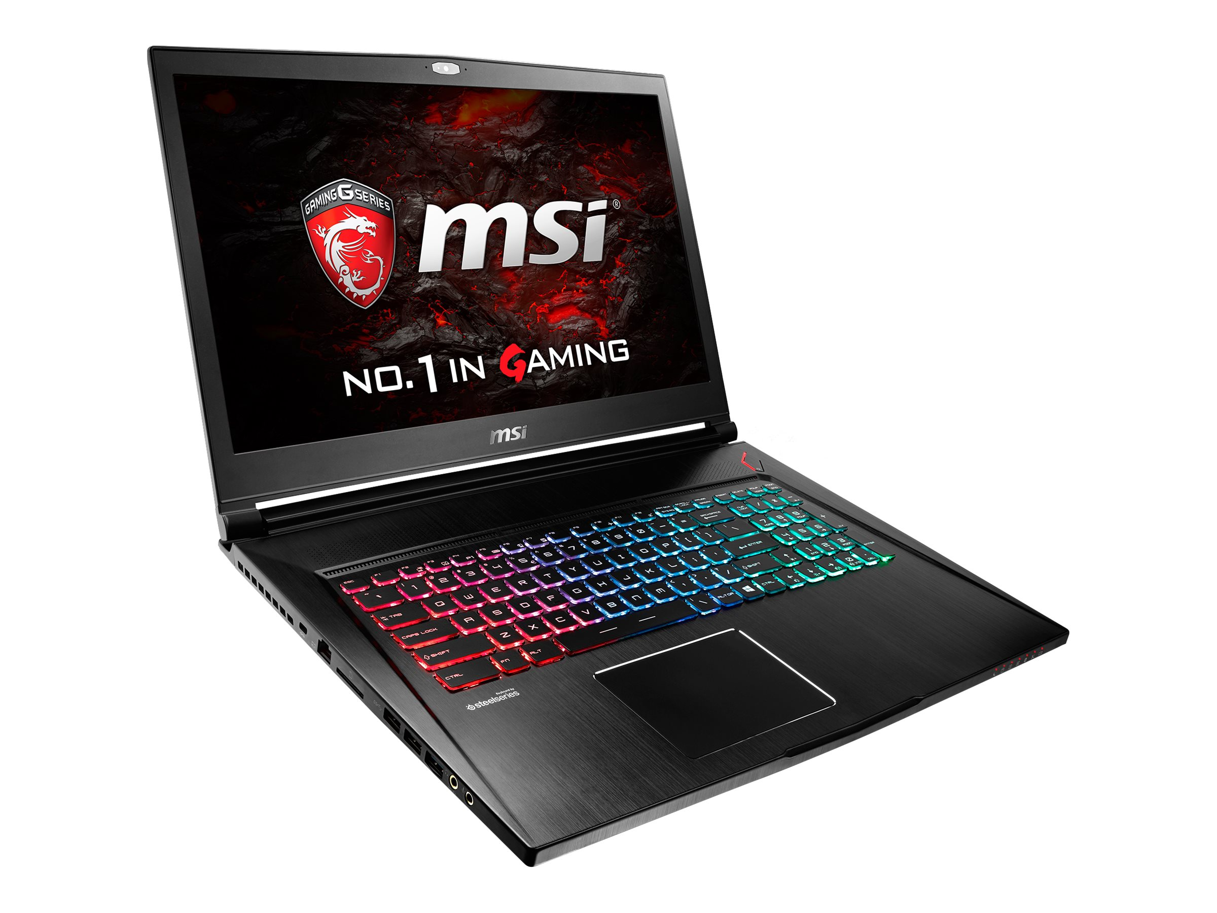 MSI GS73VR Stealth Pro-025 Notebook PC, GS73VR STEALTH PRO-025