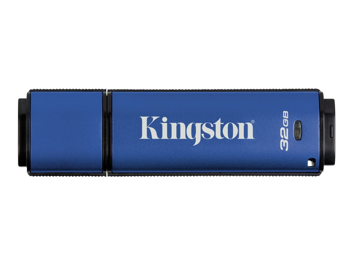 Kingston 32GB DataTraveler Vault Privacy 3.0 Management Flash Drive